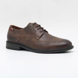 Los hombres hechos a mano casual elegante vestido zapatos oficina exterior PU