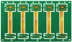 Leiterplatte gedruckte Schaltkarte Ciruit für Tablette PC/White Goods/LCD Fernsehapparat Steif-Biegen