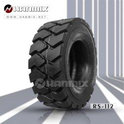 Ind de Skid Steer Hanmix viés Radial Equipamentos Skid Steer sólidos em operações de reciclagem de sucata pneus industrial mineira 10-16,5 12-16,5 16/70-20
