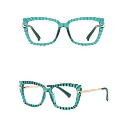 Speciale Design all'ingrosso TR90 Occhiali pronti all'uso Occhiali anti-blu per Donne