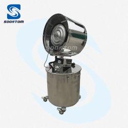 La agricultura los gases de refrigeración de aire exterior de acero inoxidable del ventilador de la nebulización