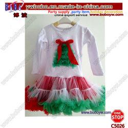 راقصة منتوجات أمريكيّة استقلال طفلة قماش طفلة تنورة مدرسة فستان (C5026)