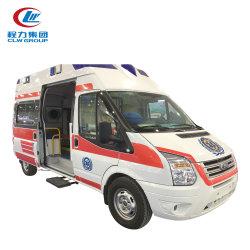 Negativer Druck-Krankenwagen für Patienten-Anlieferung und Behandlung