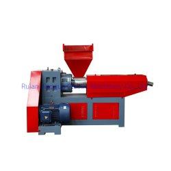 PE/PP/HDPE/LDPE/LLDPE/BOPP/PS/ABS/Pet/PVC/EPS/EPE/EPP/PC/Film/Net/Non gesponnen/Beutel/Faser/Granulation-Maschine/Granulierer/Granulieren