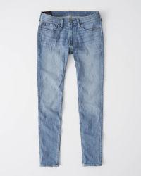 Comercio al por mayor Jeans de algodón personalizadas de los nuevos jeans ajustados a los hombres la famosa marca de alta calidad pantalones de mezclilla