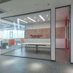 Partição de escritório de vidro para o projecto de construção com preço de fábrica