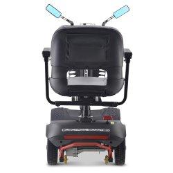 Motor eléctrico de discapacitados a las 4 ruedas Scooter de movilidad con silla para minusválidos