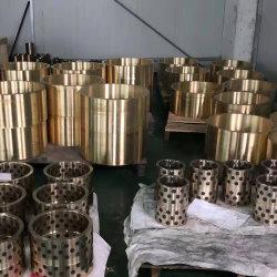 Nickel-Aluminiumbronzen-Buchse-Peilung Bush des zentrifugalen Gussteil-C95800 (CuA19Fe4Ni4Mn2)