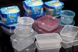 FDAの証明の透過食品等級のプラスチック食糧貯蔵容器