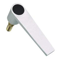 Китай производство хромированная цвет безопасное хранилище дверные ручки ручки