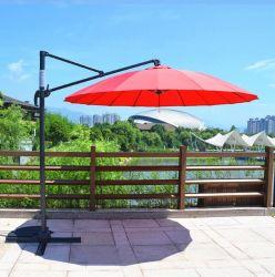 300-18 de fibra de vidrio aluminio Patio Mini paraguas Roma