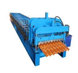 Cerâmica vidrada máquina de formação de rolos de aço colorido