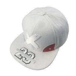 عالة [هدور] تطريز قطر قبعة مسطّحة [بيلّ] رجل كرة سلّة غطاء [سنببك] غطاء