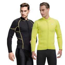 Usine des vestes en néoprène 3mm de gros Wetsuit pour les hommes