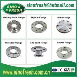 Aço inoxidável ANSI/flange forjados em Aço Carbono