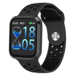 Bluetooth Tracker de fréquence cardiaque étanche IP68 la pression artérielle heart rate monitoring Smart montres de sport