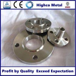 En acier inoxydable 304 tuyau ronde de haut en métal la plaque de base