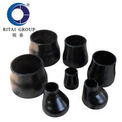 Углеродистая сталь колено черный мягкой стали фитинги трубы Lr Sr коленчатый патрубок трубопровода редуктора