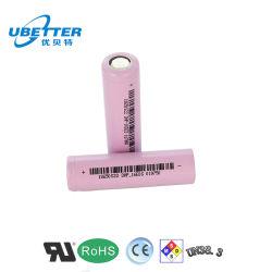 Размера 18650 с высоким потреблением тока 3,7 В 2600 Мач литий-ионный аккумулятор для E-Сигарный