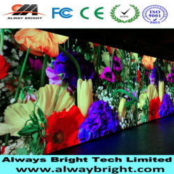 Cor Integral P3.91 P4.81 Display LED de exterior grande ecrã de vídeo