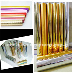 Лазерные цветные горячей штамповки сетку для бумаги пластика на заводе