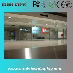 Film autoadhesivo holográfico/Escaparate publicidad de películas/Cine para la proyección sobre el cristal