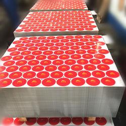 L'acier SPCC imprimé tin libre TFS Feuille de fer blanc pour pouvez Cap les emballages alimentaires