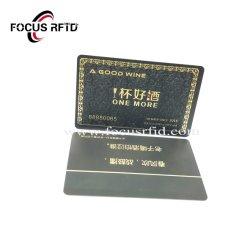 Tarjeta de plástico personalizada logotipo impreso Tarjeta PVC Tarjeta Prepago tarjeta NFC