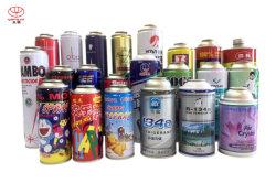Tamaño personalizado de latas de aerosol insecticida para plaguicidas llenado