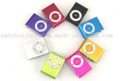 O logotipo OEM Moda leitor MP3 coloridos para Oferta Promocional