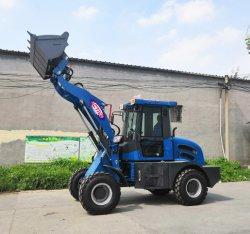 2019 de Nieuwe ModelLader van het Wiel 1.6Ton AL916 met Motor 36.8kw Xinchai voor Verkoop