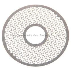 En acier inoxydable de haute qualité pour le plafond de feuilles en métal perforé/décoration de filtration/grilles/de/l'isolation acoustique