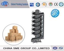 La industria del envasado Food&Modular transportador de tornillo helicoidal
