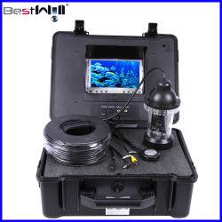L'écran numérique 7'' 20/300m de câble de caméra de 360 degrés sous-marine 7B