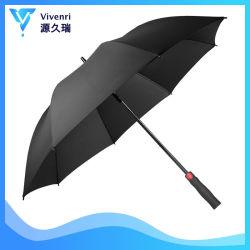 62 pouces Super Heavy Duty Parapluie Wind-Resistance, Auto, 8 côtes en fibre de verre ouvert
