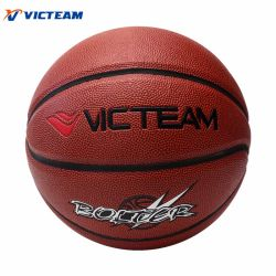 クリアランスの高い反動柔らかいPVCバスケットボールの製品