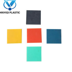 Resistente a UV Folha de HDPE de ampla aplicação