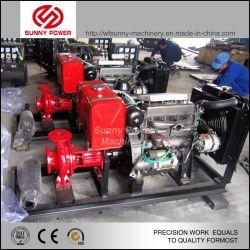 المصنع السعر المباشر لمضخة مياه الديزل 3000 دورة في الدقيقة للبيع