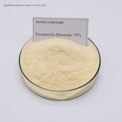 China Lieferant Agrochemisches Emamectin Benzoate 70%Tc für Kill Pest
