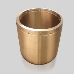 Xinxiang Haishanの工場は金属機械のための青銅色のブッシュをカスタマイズする