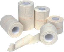 Bandagem adesiva elástica (EAB)