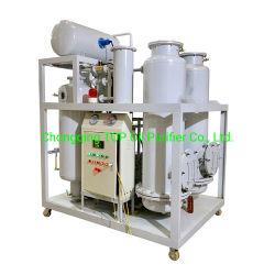 Purificador de reciclagem de óleo de cozinha usado para remoção de odor de cor (TYR-1)