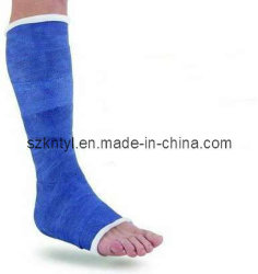Bandage de résine en fibre de verre orthopédique
