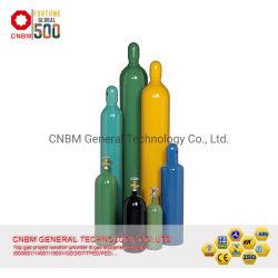 Cnbm 2175psi DOT-3AA aprobó el cilindro de gas/americana de acero sin costura estándar del cilindro de oxígeno/depósito de GNC/Cilindro Helio