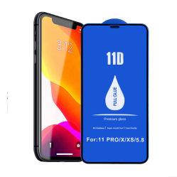 Защитная пленка для экрана мобильного телефона 11d ограждение закаленное стекло экрана защитную пленку для iPhone