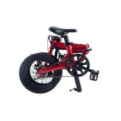 16 pollici che piegano le bici elettriche della sporcizia per gli adulti hanno utilizzato le biciclette elettriche che piegano Ebike nascosti