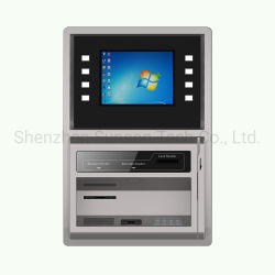 Wand-Montierung ATM vereinfacht
