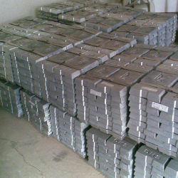 좋은 가격을%s 가진 순수한 99.9% 아연 /Zinc 주괴 금속 가격 중국제