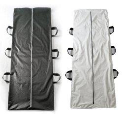 使い捨て可能な解剖用死体防水ボディ記憶の死体PEVA PVC葬式袋