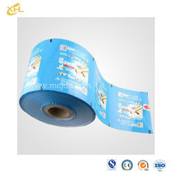 Упаковка Xiaohuli Пластиковые продукты Сумки Китай Поставка Пластиковая упаковка Сумка Влагонепроницаемая упаковка для пищевых продуктов использование пленки в пищевой упаковке